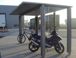 Fahrradüberdachung FH 4