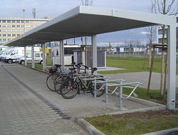 Fahrradüberdachung FH 60