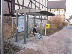 Wartehallen Stop & Go
