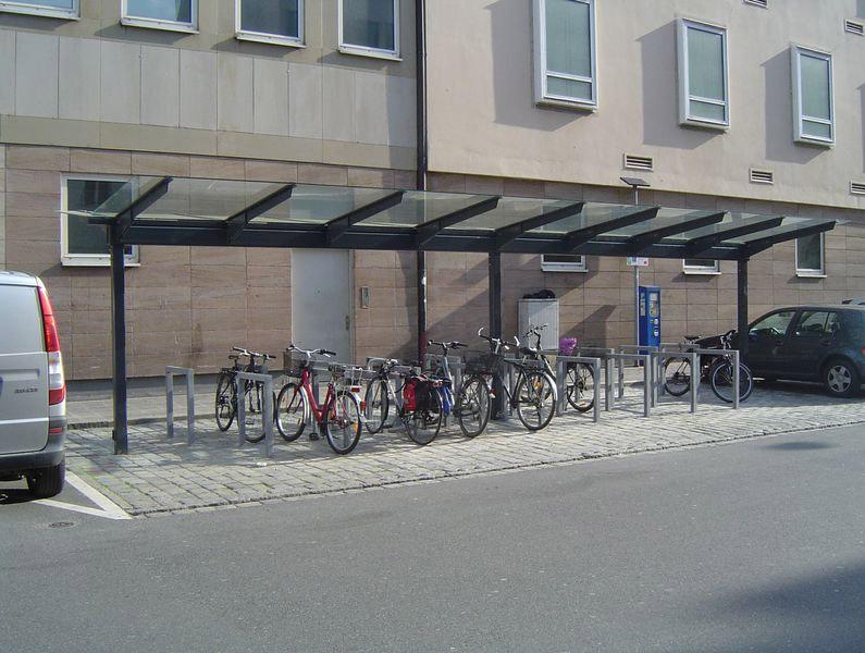 Fahrradüberdachung FH 90