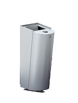 Abfallbehälter S 6