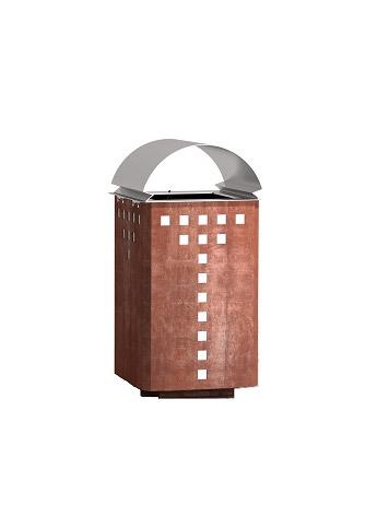 Abfallbehälter S 7